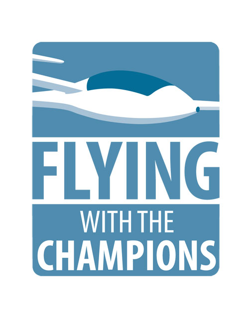 Flying with the Champions
